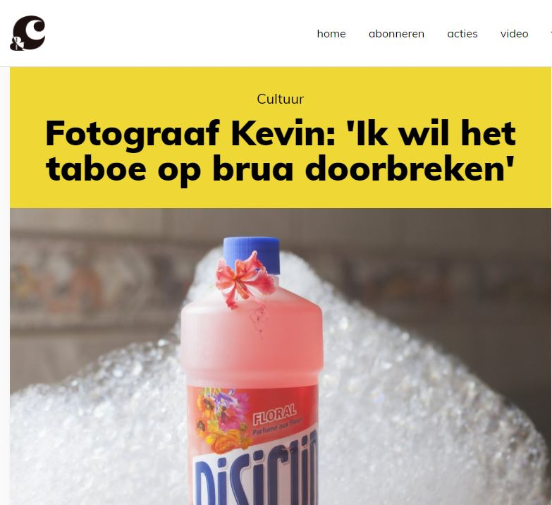 kevin osepa in de media