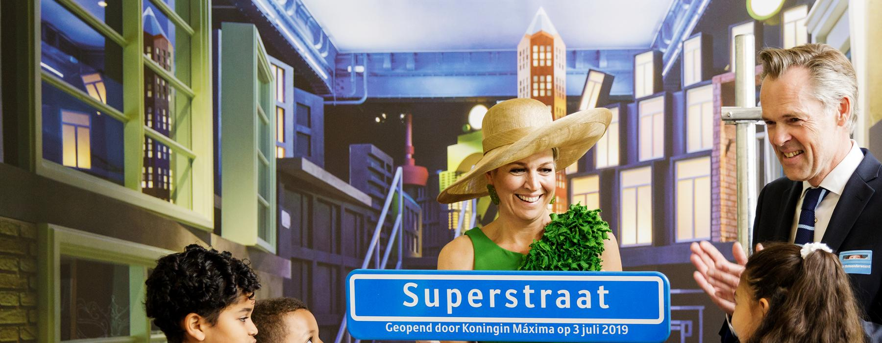 Opening Superstraat